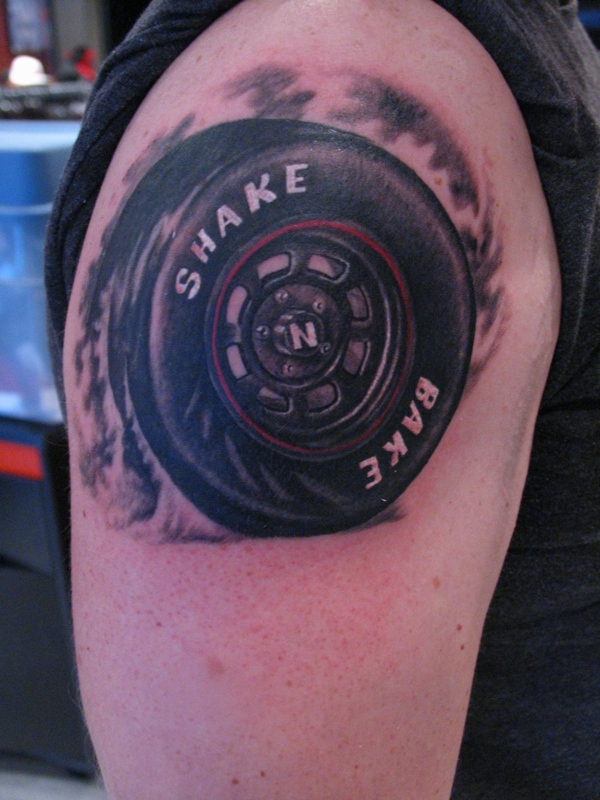 Stace Burt Tattoo Artist
